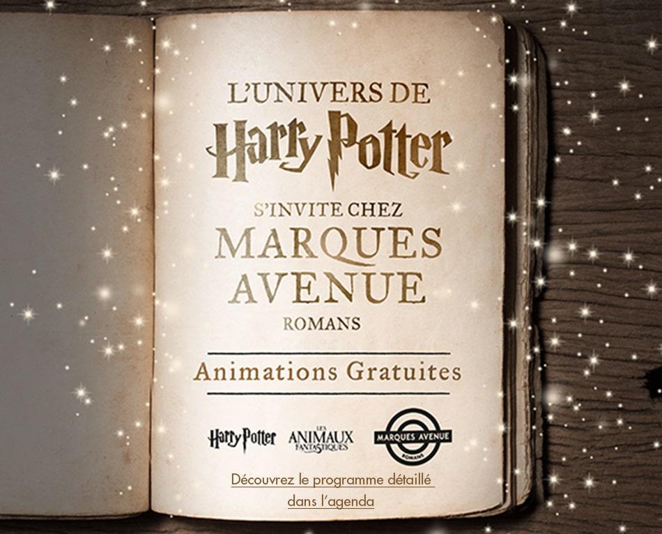 opération commerciale en magie Marque Avenue