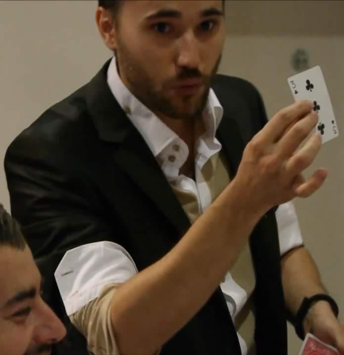 Cours de magie Lyon
