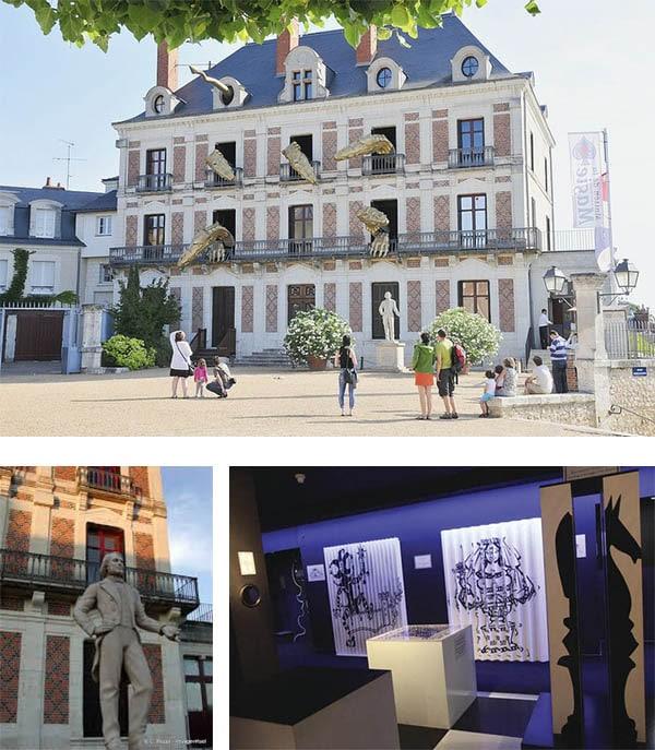 La maison de la magie à Blois est un musée de la magie unique par son genre