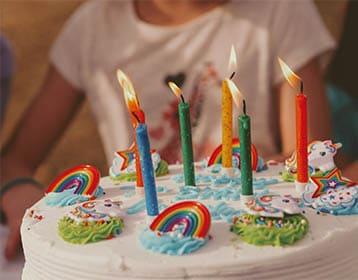 gâteau anniversaire enfant saint etienne